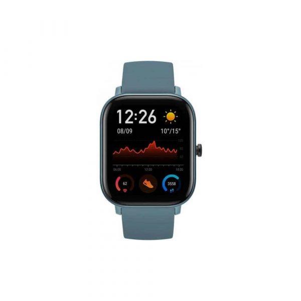 smartwatch i smartband 7 alibiuro.pl Smartwatch Huami Amazfit GTS Steel Blue 93