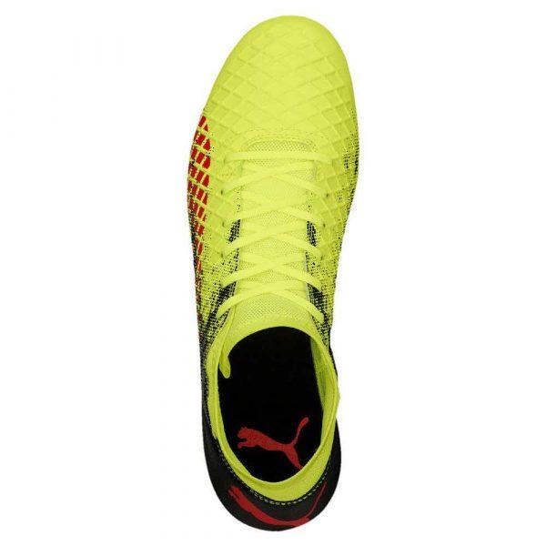 sport 7 alibiuro.pl FUTURE 18 4 FG AG Jr Fizzy Yellow Red Bl 92