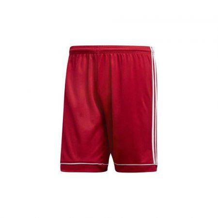 sport 7 alibiuro.pl Spodenki pikarska Adidas adidas Squadra 17 M M Poliester kolor czerwony 45