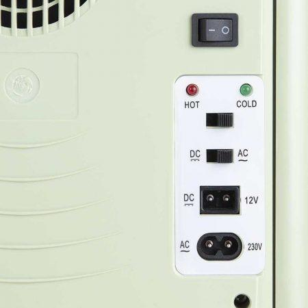 sprzęt AGD 7 alibiuro.pl Lodwka turystyczna Swan RETRO SRE10010GN 17 l kolor zielony 85