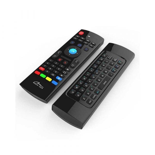 sprzęt AGD 7 alibiuro.pl MEDIA TECH 3 IN 1 AIR MOUSE FOR SMART TV WIELOFUNKCYJNY PRZESTRZENNY KONTROLER 3 W 1 PILOT RF IR MT1422 95