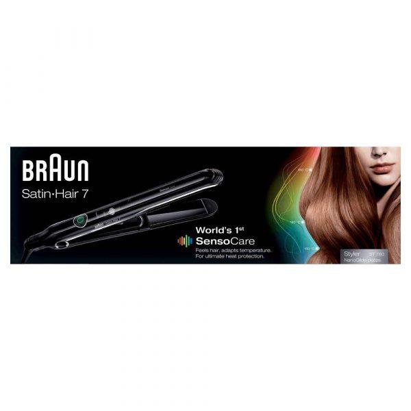 sprzęt AGD 7 alibiuro.pl Prostownica Braun Satin Hair 7 ST780 kolor czarny 67