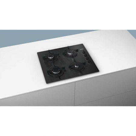 sprzęt AGD 7 alibiuro.pl Pyta gazowa Siemens EO 6B6PB10 4 pola grzejne kolor czarny 95