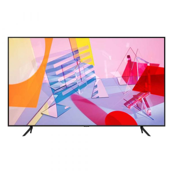 sprzęt AGD 7 alibiuro.pl TV 85 Inch QLED Samsung QE85Q60T 4K HDR10 3100 PQI 76
