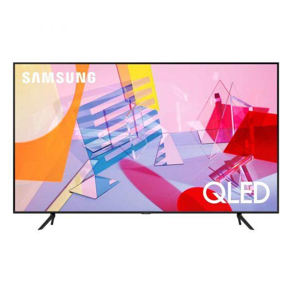 sprzęt AGD 7 alibiuro.pl TV 85 Inch QLED Samsung QE85Q60T 4K HDR10 3100 PQI 91