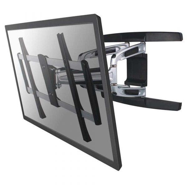 sprzęt AGD 7 alibiuro.pl Uchwyt cienny do monitora NEWSTAR LED W750SILVER Obrotowy cienne Uchylny 32 Inch 75 Inch max. 50kg 80