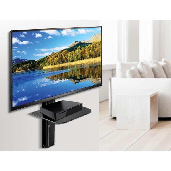 sprzęt AGD 7 alibiuro.pl Uchwyt cienny do telewizora Maclean MC 771 cienne 23 Inch 42 Inch max. 30kg 99