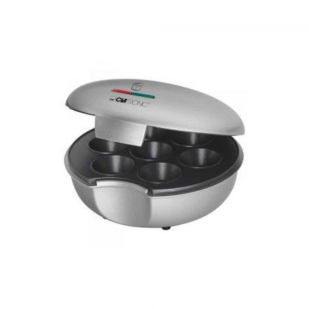 sprzęt AGD 7 alibiuro.pl Urzdzenie do wypieku muffin Clatronic MM 3496 900W kolor srebrny 12