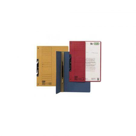 sprzęt biurowy 1 alibiuro.pl 22451 1 2 A4 Skoroszyt wczepiany Elba niebieski 38