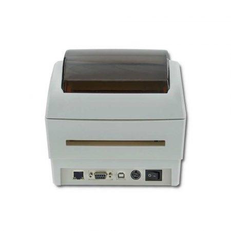 sprzęt biurowy 7 alibiuro.pl Drukarka etykiet Qoltec 50243 druk termiczny LAN USB 203 dpi 39