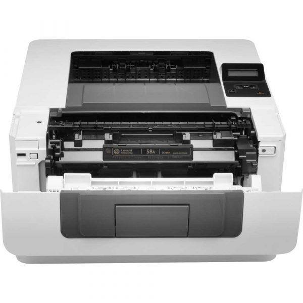 sprzęt biurowy 7 alibiuro.pl Drukarka laserowa mono HP LaserJet Pro M404dn W1A53A A4 37
