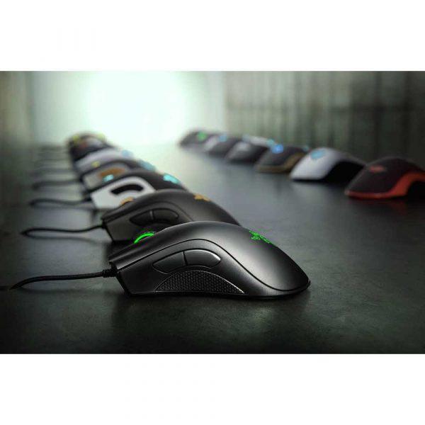 sprzęt biurowy 7 alibiuro.pl Mysz RAZER DeathAdder Essential RZ01 02540100 R3C1 optyczna 6400 DPI kolor czarny 52