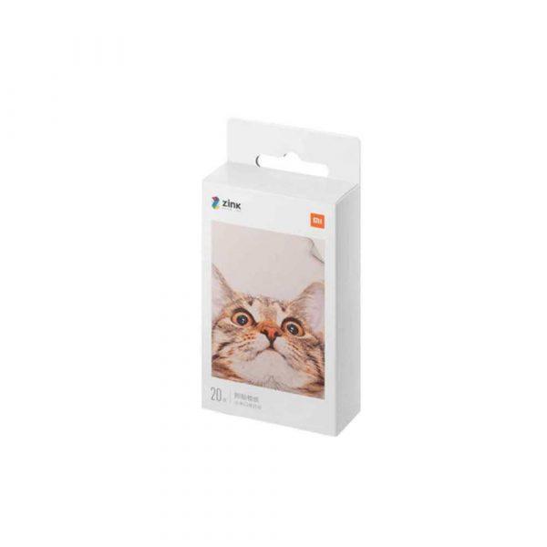 sprzęt biurowy 7 alibiuro.pl Papier do drukarki Xiaomi Mi 2x3 inch 20szt 19