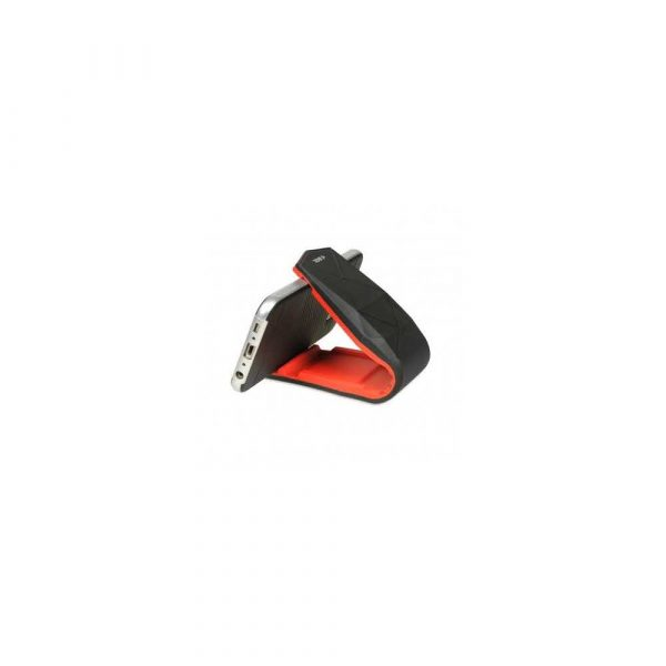 sprzęt biurowy 7 alibiuro.pl Uchwyt samochodowy IBOX H4 ALLIGATOR BLACK RED ICH4R kolor czarny 82