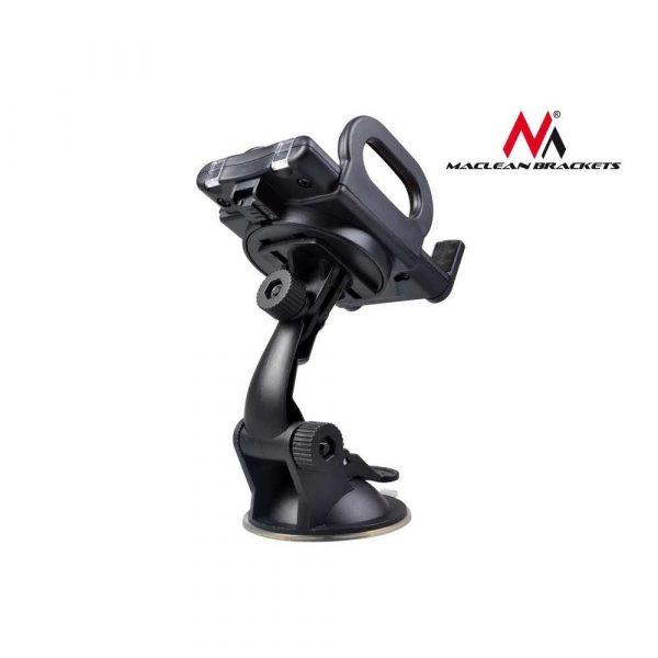 stolik projekcyjny 7 alibiuro.pl Uchwyt samochodowy do smartfona Maclean MC 659 kolor czarny 10