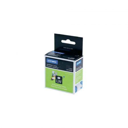 taśmy do drukarek etykiet 1 alibiuro.pl S0722530 Etykiety Dymo 12 x 24 mm 11353 17
