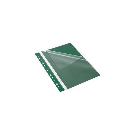 teczki 1 alibiuro.pl Skoroszyt wpinany standard PP EVO 3229 Bantex zielony 04 24 69