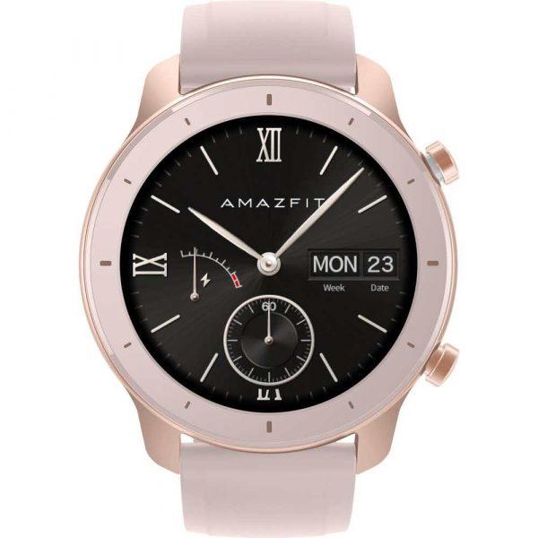 telefony komórkowe 7 alibiuro.pl Smartwatch Huami Amazfit GTR 42mm Starry Cherry Blossom Pink 92