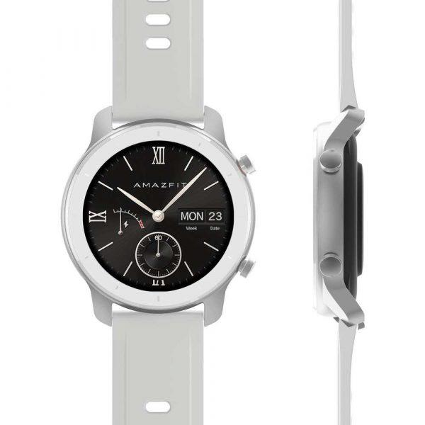 telefony komórkowe 7 alibiuro.pl Smartwatch Huami Amazfit GTR 42mm Starry Moonlight White 74