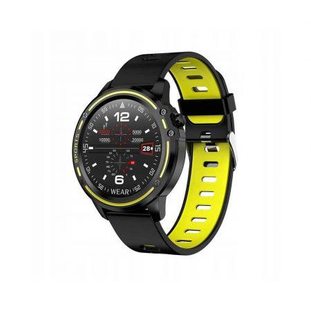 telefony komórkowe 7 alibiuro.pl Smartwatch OroMed L8 GREEN 25