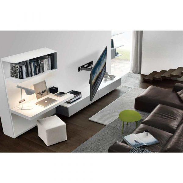 telewizja 7 alibiuro.pl Uchwyt cienny do monitora NEWSTAR LED W560 Obrotowy cienne Uchylny 32 Inch 75 Inch max. 50kg 35