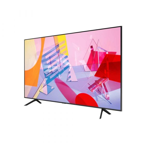 telewizory LCD 7 alibiuro.pl TV 85 Inch QLED Samsung QE85Q60T 4K HDR10 3100 PQI 70