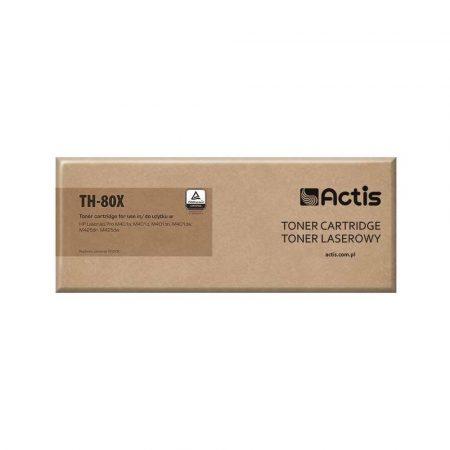 tonery 7 alibiuro.pl Toner ACTIS TH 80X zamiennik HP 80X CF280X Standard 6900 stron czarny 67