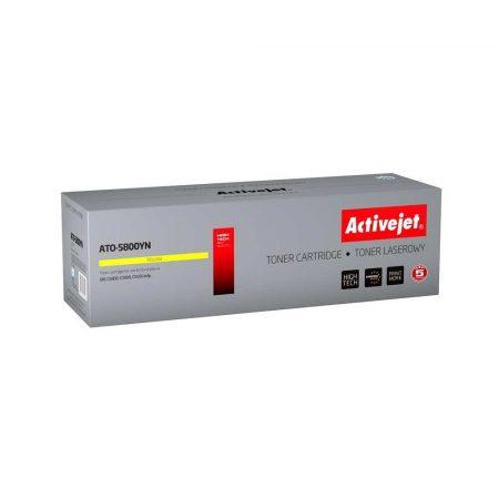 tonery 7 alibiuro.pl Toner Activejet ATO 5800YN zamiennik OKI 43324421 Supreme 5000 stron ty 98