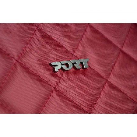 torby i plecaki 7 alibiuro.pl Torba na laptopa PORT DESIGNS Firenze 150033 Top Load 15 6 Inch kolor karminowy 18