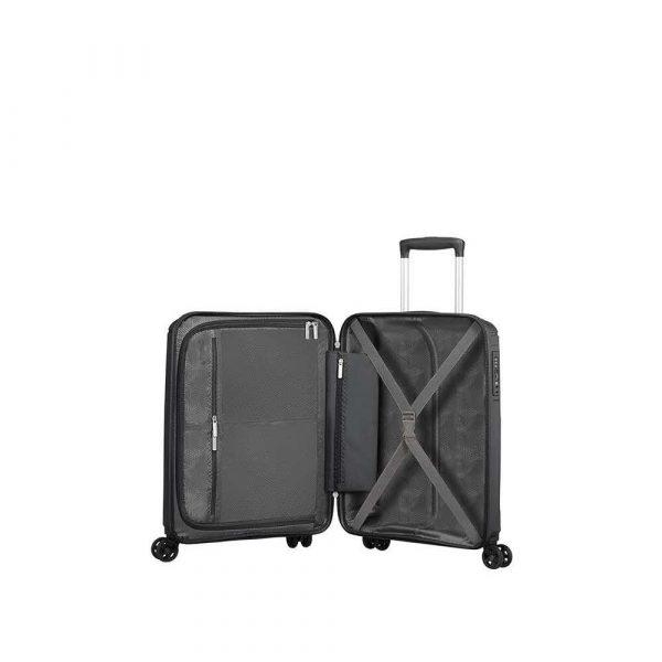 torby i plecaki 7 alibiuro.pl Walizka podrna SAMSONITE 51G09001 550mm 400mm 200 mm kolor czarny 48