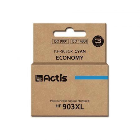 tusz do drukarki HP 7 alibiuro.pl Tusz ACTIS KH 903CR zamiennik HP 903XL T6M03AE Premium 12 ml niebieski 76