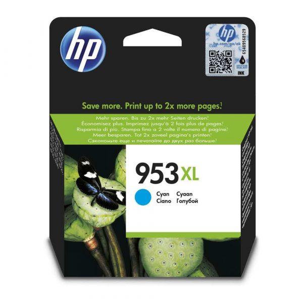 tusze HP 7 alibiuro.pl Tusz HP F6U16AE orygina HP953XL HP 953XL 20 ml niebieski 27