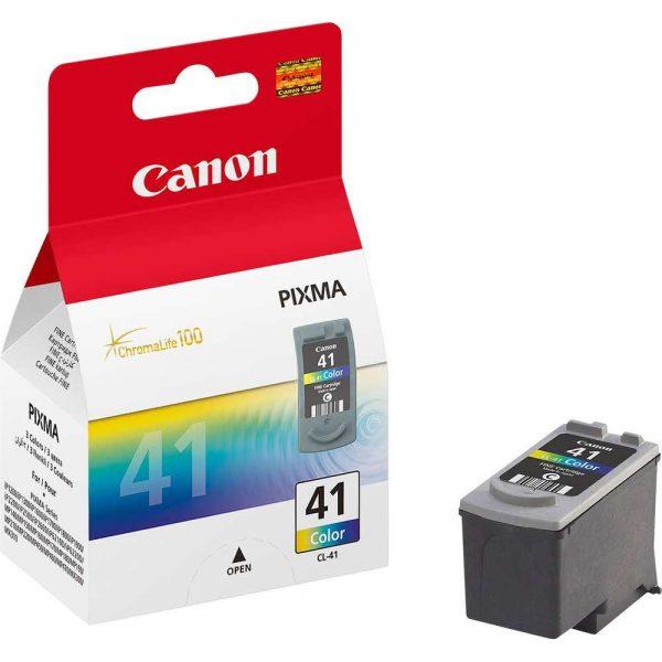 tusze canon 7 alibiuro.pl Tusz Canon 0617B001 orygina CL41 CL 41 12 ml kolor 86
