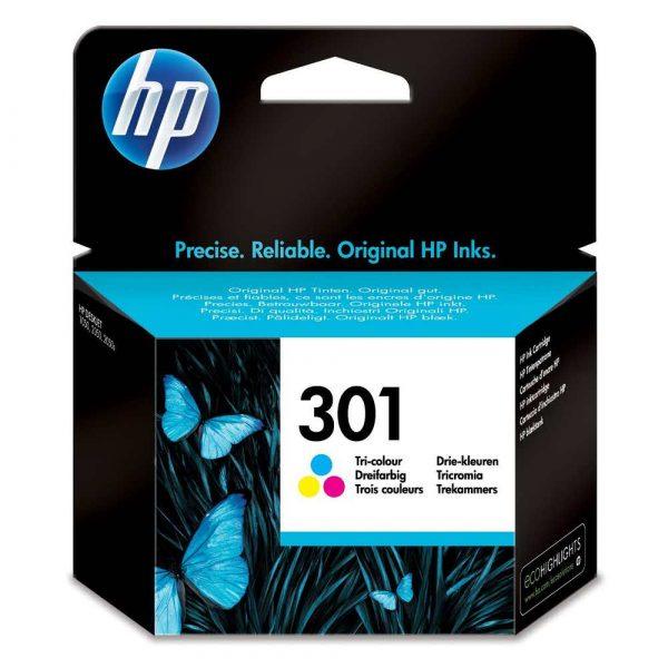 tusze do drukarek HP 7 alibiuro.pl Tusz HP CH562EE orygina HP301 HP 301 3 ml kolor 87