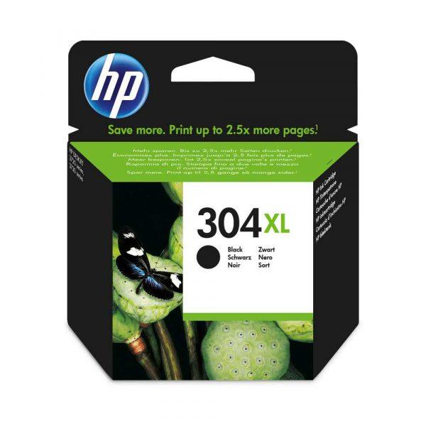 tusze do drukarek HP 7 alibiuro.pl Tusz HP N9K08AE orygina HP304XL HP 304XL czarny 68