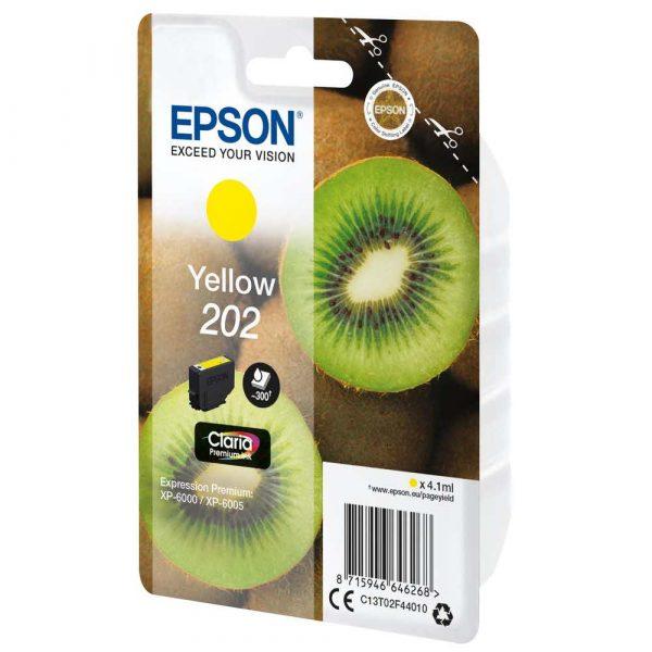 tusze epson 7 alibiuro.pl Epson Tusz ty 202 T02F44 C13T02F44010 79