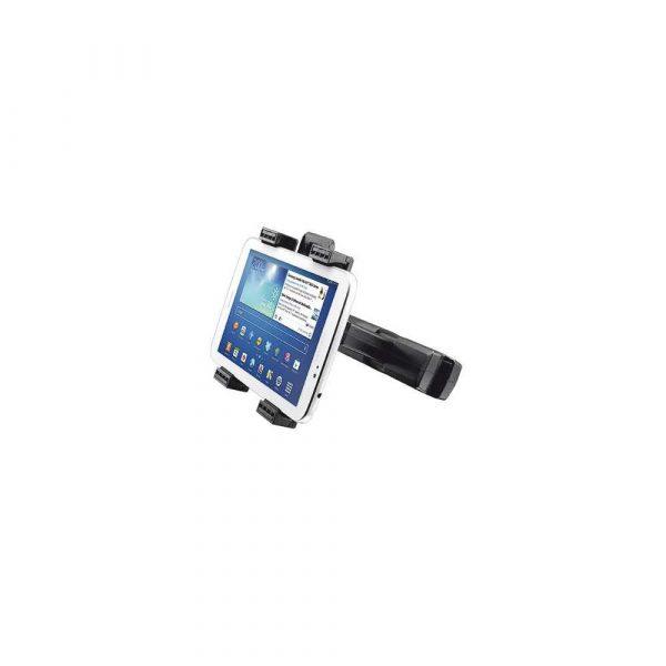 uchwyt do projektora 7 alibiuro.pl Uchwyt samochodowy do tabletu Trust Universal Car Headrest Holder 18639 kolor czarny 95