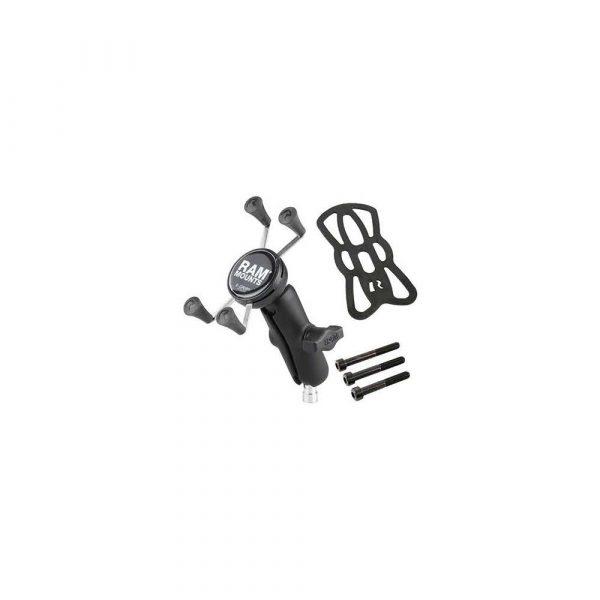 uchwyty 7 alibiuro.pl RAM MOUNT Uchwyt X GRIP montowany do kierownicy motocykla ze rubami M8 RAM B 367 UN7U 39