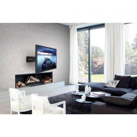uchwyty do telewizorów 7 alibiuro.pl Uchwyt cienny do monitora NEWSTAR LED W560 Obrotowy cienne Uchylny 32 Inch 75 Inch max. 50kg 48