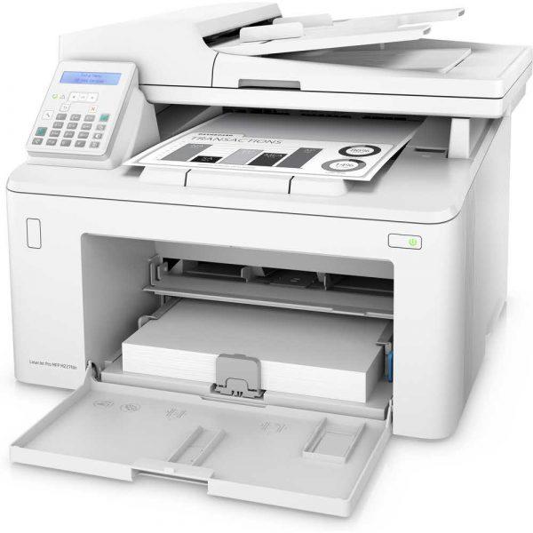 urządzenia biurowe 7 alibiuro.pl Urzdzenie wielofunkcyjne HP Laserjet Pro M227FDN MFP G3Q79A laserowe A4 Skaner paski 52