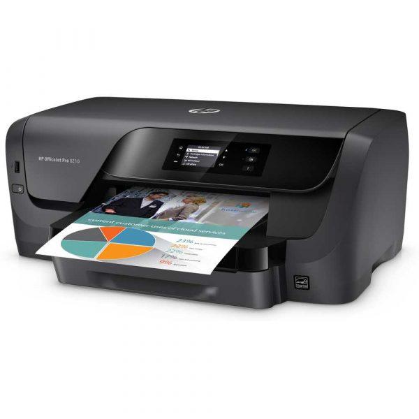 urzadzenia drukujące 7 alibiuro.pl Drukarka atramentowa HP OfficeJet Pro 8210 D9L63A A4 59