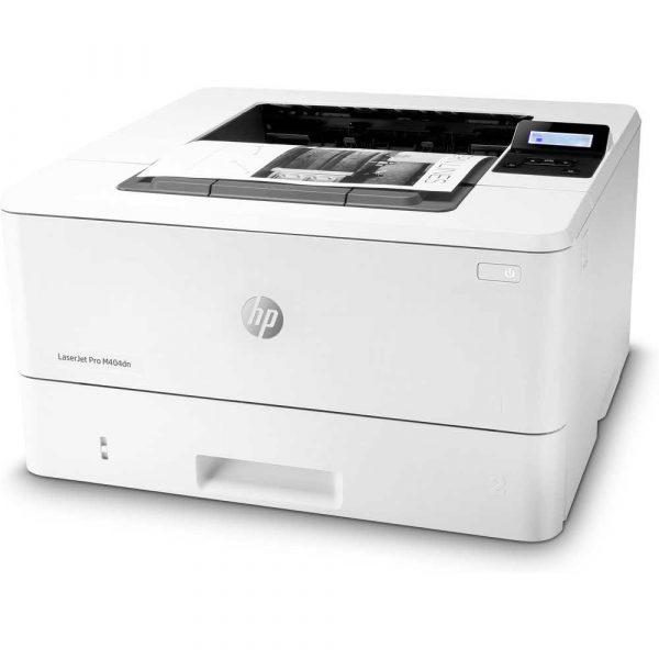 urzadzenia drukujące 7 alibiuro.pl Drukarka laserowa mono HP LaserJet Pro M404dn W1A53A A4 50