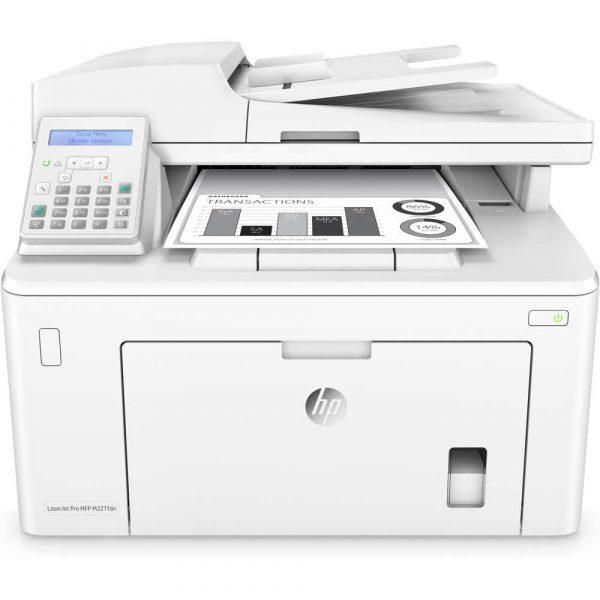 urzadzenia drukujące 7 alibiuro.pl Urzdzenie wielofunkcyjne HP Laserjet Pro M227FDN MFP G3Q79A laserowe A4 Skaner paski 84