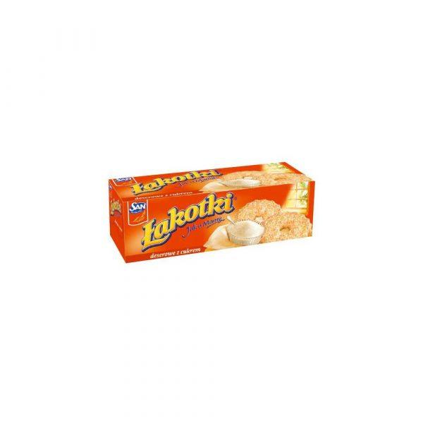 wafelki 1 alibiuro.pl Herbatniki deserowe z cukrem 168g akotki 95