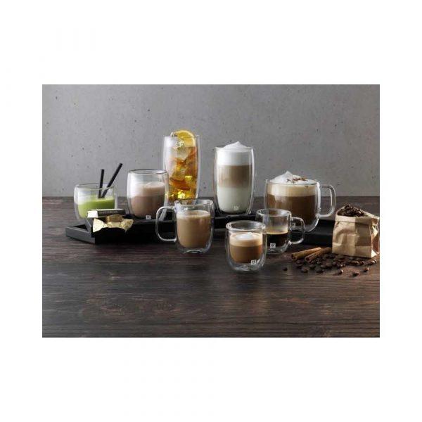 wyposażenie 7 alibiuro.pl Zestaw 2 szklanek do kawy ZWILLING Sorrento Plus 1
