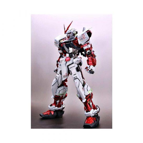 zabawki 7 alibiuro.pl Figurka kolekcjonerska BANDAI 1 60 PG Gundam Astray Red Frame 36