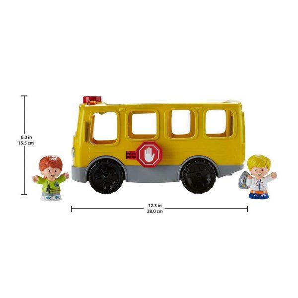 zabawki dla najmłodszych 7 alibiuro.pl Autobus maego odkrywcy Fisher Price Autobus Maego Odkrywcy FKX03 31