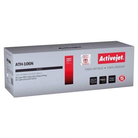 zaopatrzenie dla biura 7 alibiuro.pl ActiveJet ATH 106N toner laserowy do drukarki HP zamiennik W1106A 25