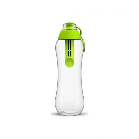 zaopatrzenie dla biura 7 alibiuro.pl Butelka filtrujca DAFI 0 7L 2 filtry zielona 22