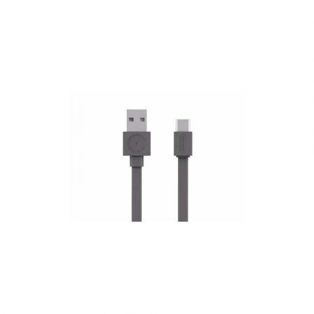 zaopatrzenie dla biura 7 alibiuro.pl Kabel allocacoc USBcable Usb C Flat 10453GY USBCBC USB 2.0 typu A Lightning kolor szary 32